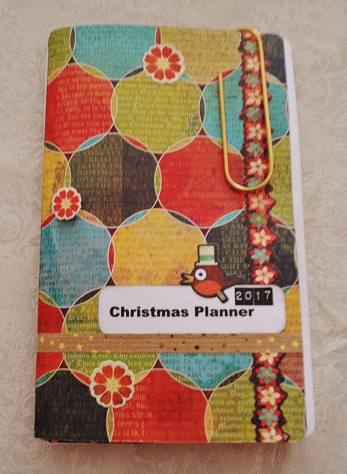 Lisa snowdy christmas planner