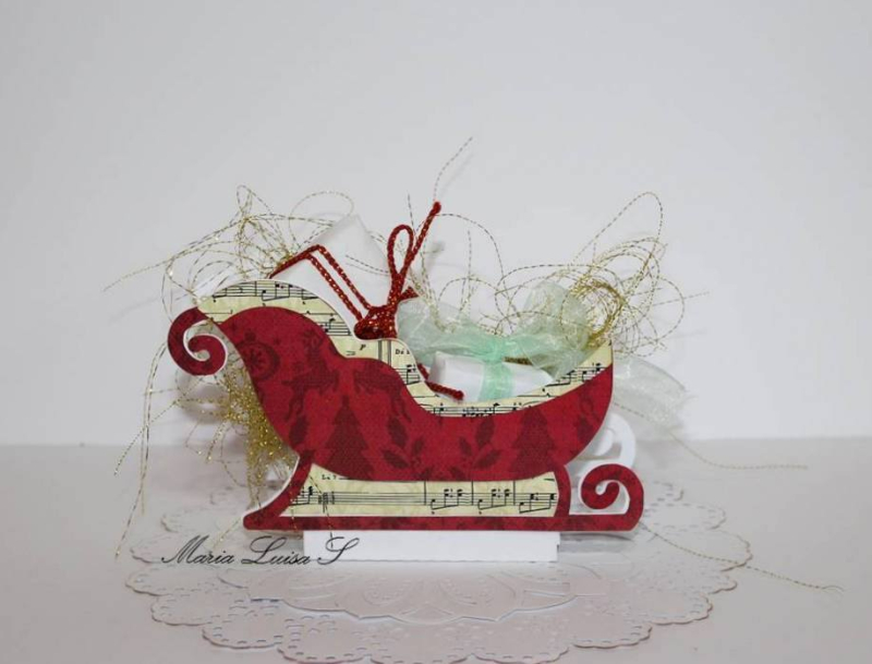 Maria luisa - sleigh