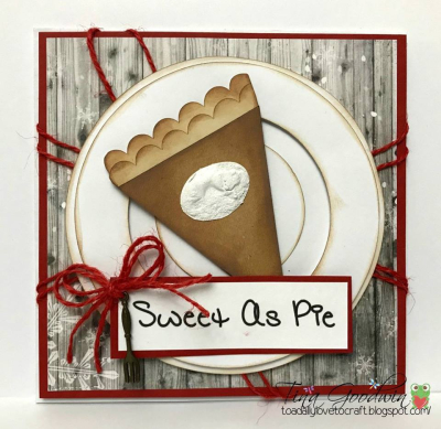 PATTI - PIE SLICE BOX