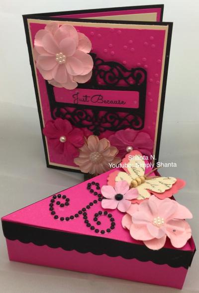 SHANTA - PIE SLICE BOX
