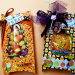 Justine - halloween pillow boxes and candy corn pillow boxes