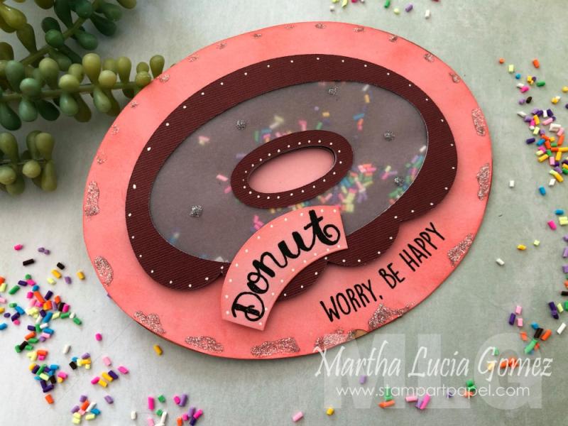 Martha gomez - donut fun