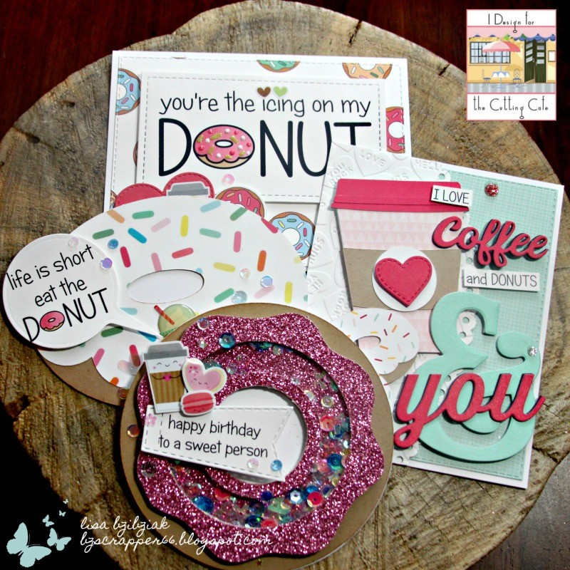 Lisa Reynolds Bzibziak - Donut Fun