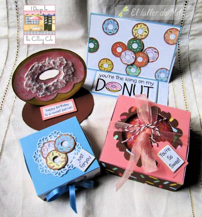 Milagros Asensio - donut fun