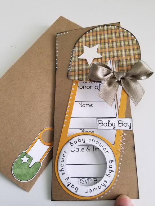 BABY PIN 2