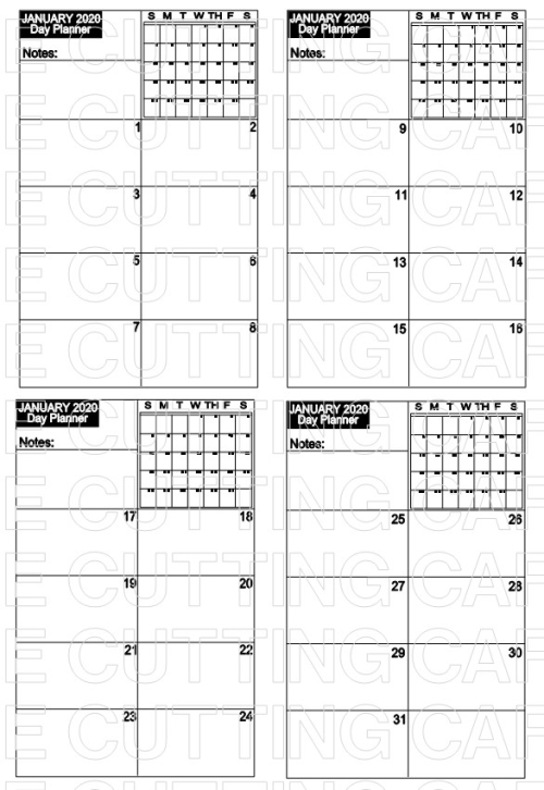 BLOG DAILY PLANNERS