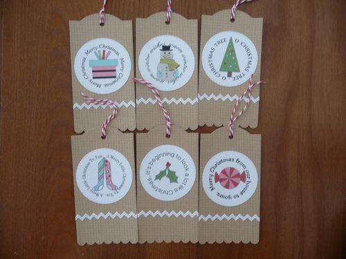 Christmas mini color set - jeri thomas