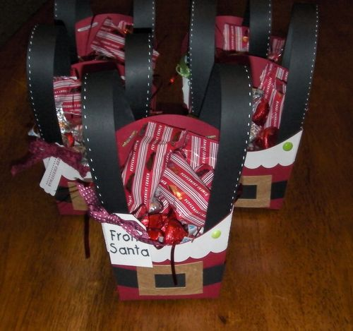 From santa - fun with fry boxes - Rhonda Zmikly