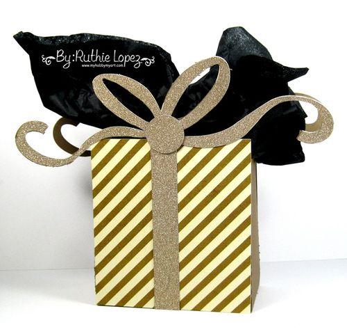 Present treat box - ruthie Lopez