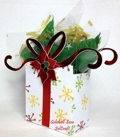 Present treat box - Solisbell Sosa