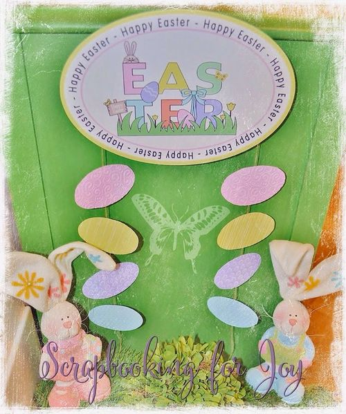 Easter Fun set - Mona Curko