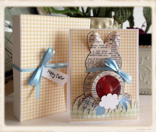 Easter Treat cups - Lisa Minckler