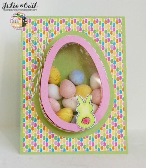 Julie Odil - Easter Treat Cups