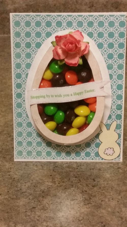 SHERYL WILDER EASTER TREAT CUPS