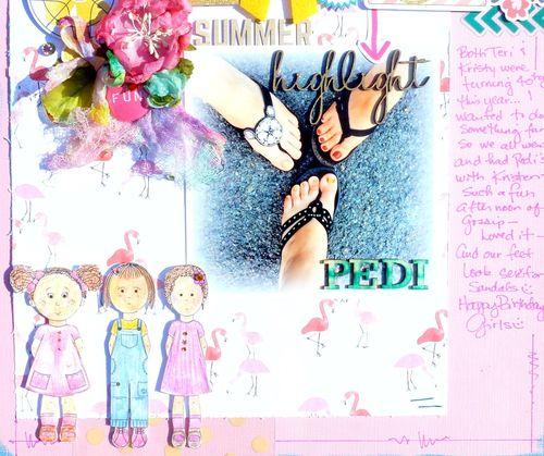 Big girls elisha jean and friends - Mitra Pratt