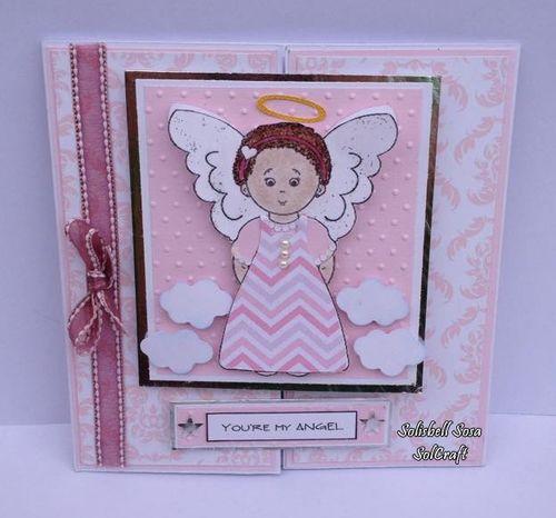 Ruby J. Sweet Angels - Solisbell Sosa