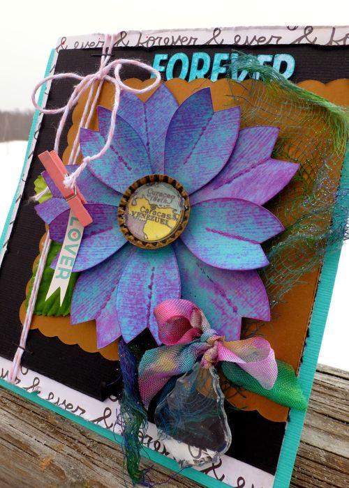 Forever - Layered flower set - Mitra Pratt