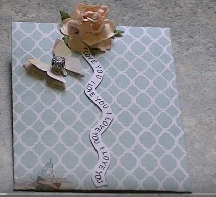SHERYL WILDER - Sentiment stems and flower tops