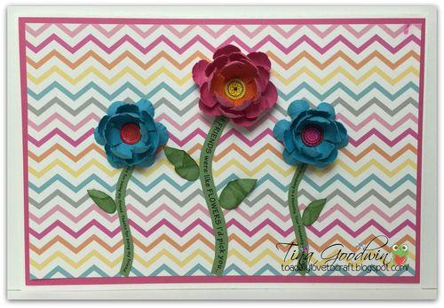 Tina goodwin - Sentiment stems and flower tops