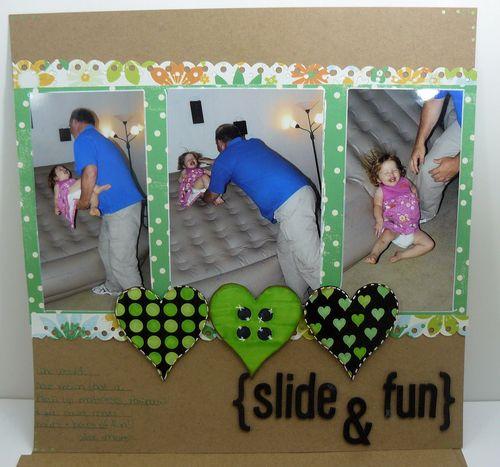 Slide and fun