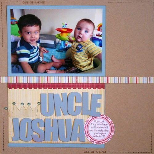 Uncle Joshua