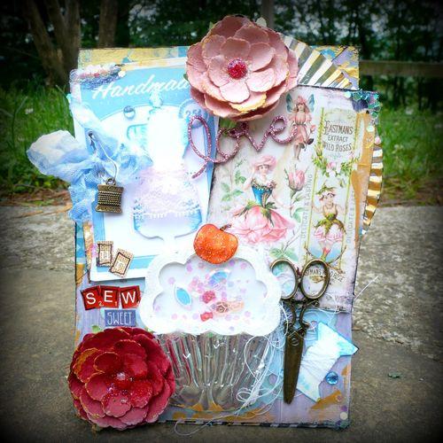 Cupcake shaker - Mitra Pratt