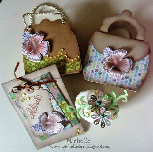 assorted purse box set