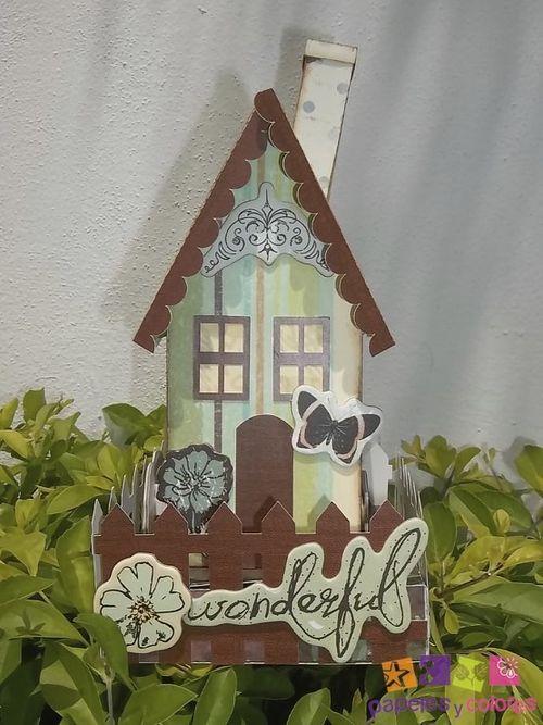 3d house - Doris Molina
