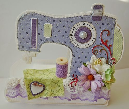 Sewing Machine template