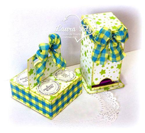 Laura- Tea Box Holder
