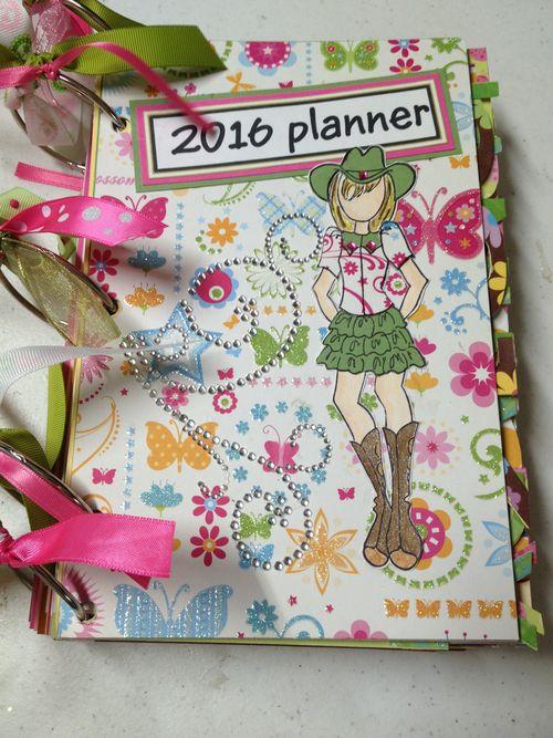 Michelle Fuller - 2016 Planner