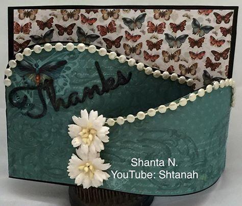 Shanta Newby - Bendi Card