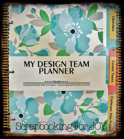 Design team planner
