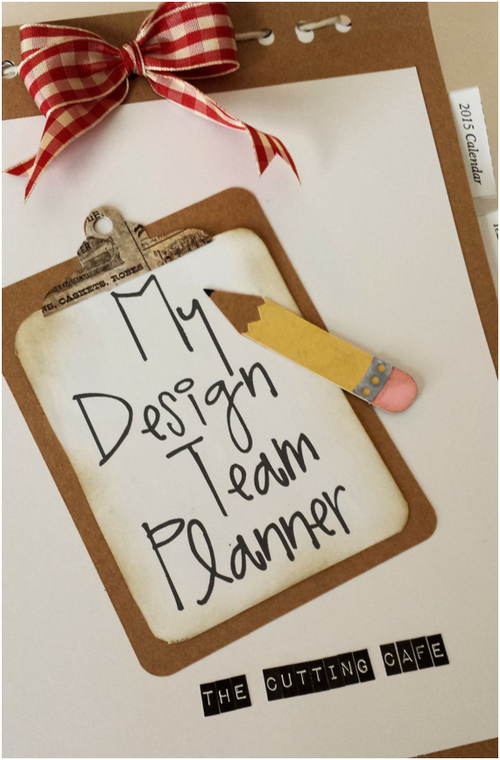 Craft Supply Planner - Lisa Minckler