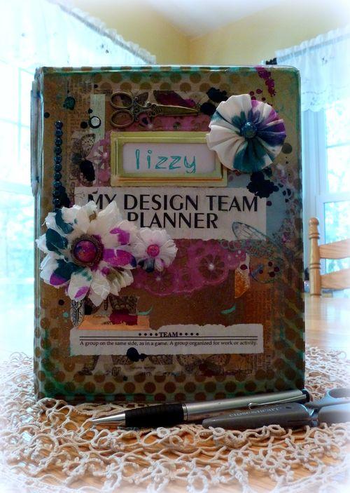 Design team planner - Mitra Pratt